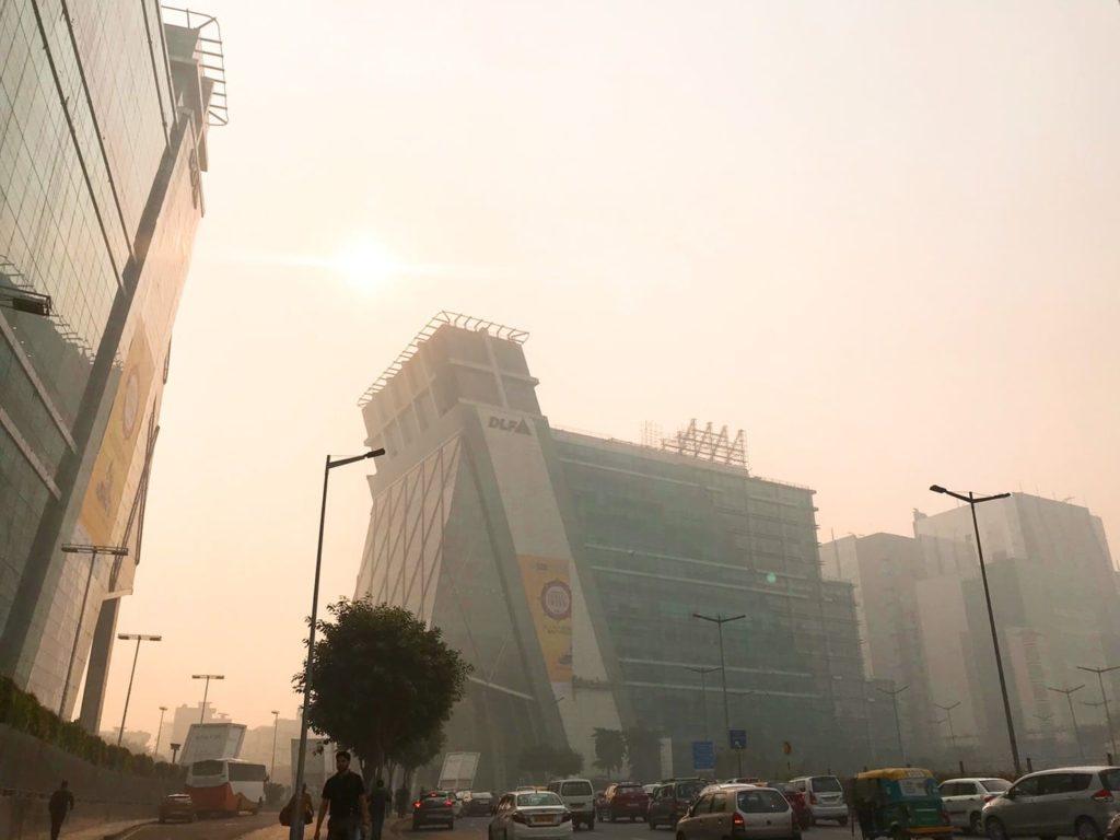 インド 大気 汚染