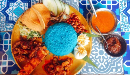 フォトジェニックすぎる!インド・グルガオン【32nd Avenue】の本格マレーシア料理《Mallacca(マラッカ)》へ行ってきた!